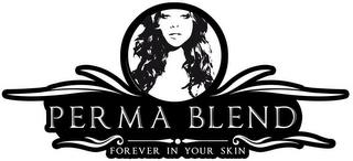 Perma Blend Logo